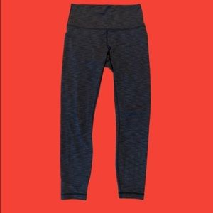 LuluLemon Pants- Heather Grey- Luxtreme Fabric